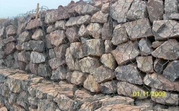 锌铝合金石笼网的防腐优势