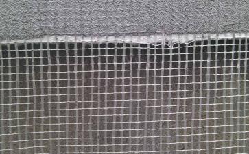 耐碱网格布施工注意事项