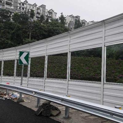 重庆北碚缙云山高速下道口声屏障