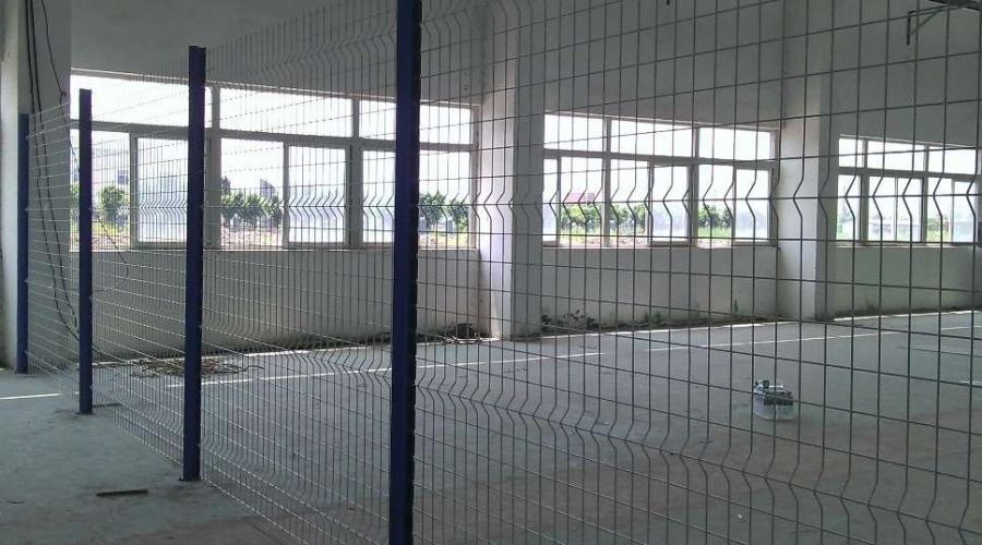 重庆玛格定制家具桃型柱隔离网